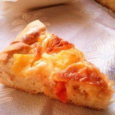 夏威夷风情披萨