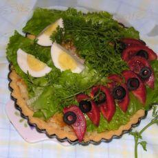 米饭沙拉披萨-首发