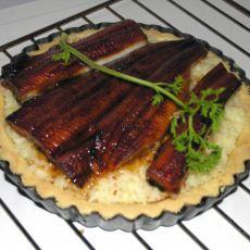鳗鱼意大利烩饭披萨-首发