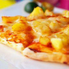 纯粹夏威夷披萨