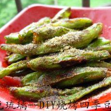 DIY烧烤四季豆