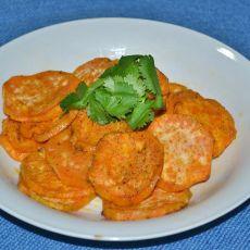 椒盐红薯片