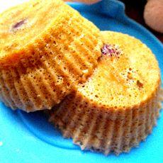 红糖桂花提子蛋糕