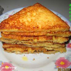 黄金面包片