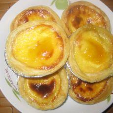 黄桃蛋挞——夏季饮食