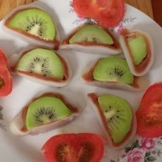 猕猴桃糯米糍