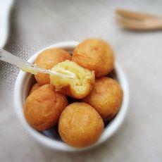 地瓜奶酪球