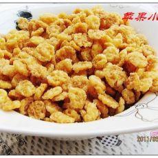 【原创首发】甜脆玉米片