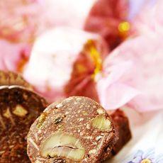 巧克力香肠的做法