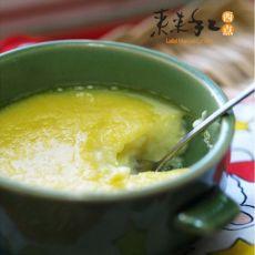 豆浆布丁的做法