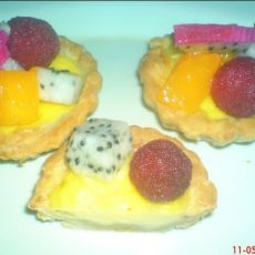 水果布丁挞