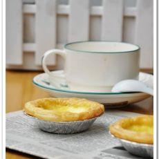 简易版葡式蛋挞的做法