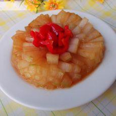 煎冬瓜的做法
