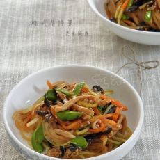 韩式杂拌菜