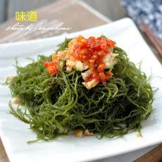 凉拌龙须菜的做法