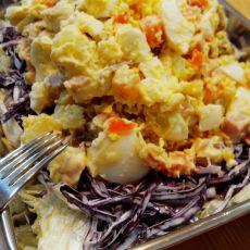 什锦蔬菜沙拉的做法