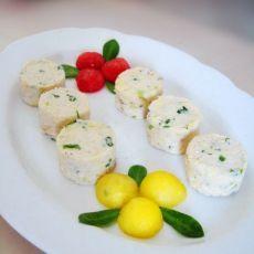 豆渣新吃法――豆渣鸡蛋拌小葱