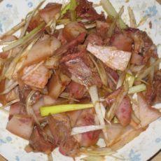 凉拌猪头肉