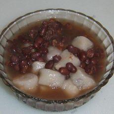 红豆芋圆羹