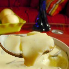 花蛤蒸嫩蛋羹