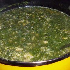 蔬菜豆腐肉末羹