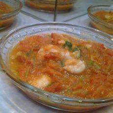 虾仁番茄羹