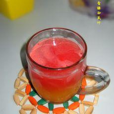 香橙西瓜汁