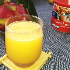 鲜榨橙子原汁