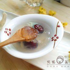 红枣百合炖燕窝