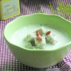 椰香芋头糖水的做法