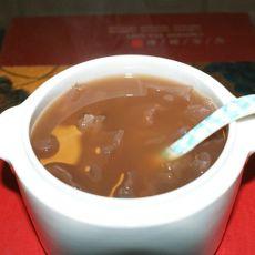 红豆薏米银耳汤