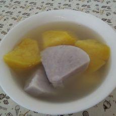 香芋番薯糖水