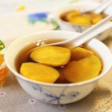 番薯老姜糖水