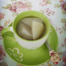 冰糖雪梨水