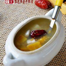 桂花红薯年糕汤的做法