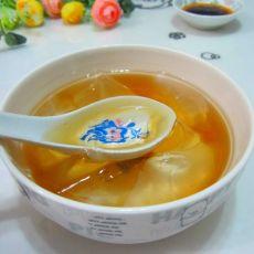 红茶冰凉粉