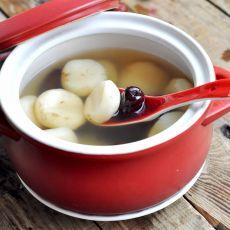 红枣马蹄糖水的做法