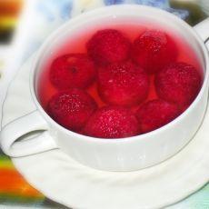 糖水浸杨梅