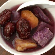 番薯红枣姜汤