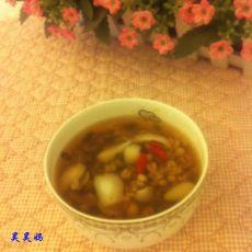 绿豆百合薏米汤