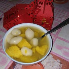 红薯丸子糖水