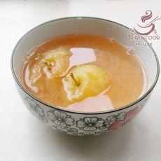 海棠果糖水