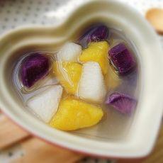 山药番薯糖水