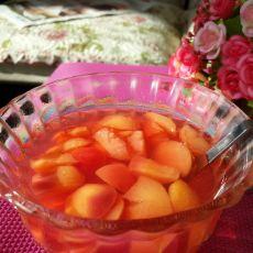 花红果糖水
