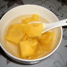 蜂蜜菠萝甜水