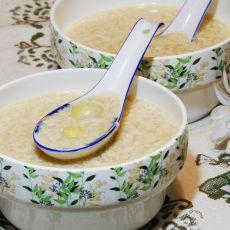 白果腐皮糖水的做法