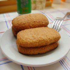 奶香燕麦饼