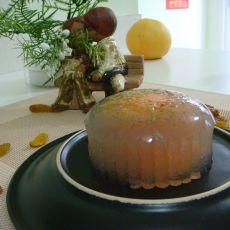 桂花水晶月饼
