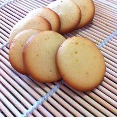 无油蜂蜜鸡蛋小饼干