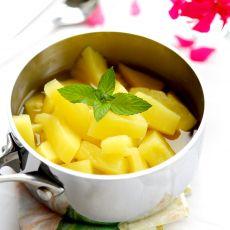 煮菠萝的做法